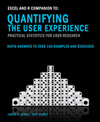 Excel & R Companion to Quantifying the User Experience