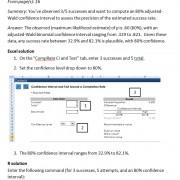 Step-by-Step in Excel