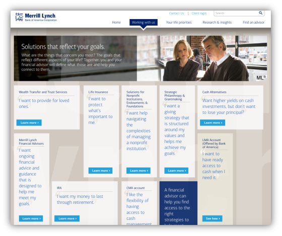 MeasuringU: The UX of Brokerage Websites