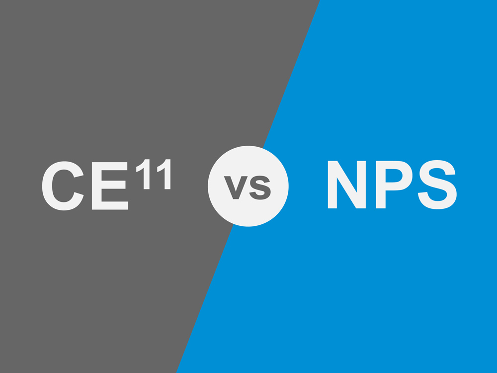 MeasuringU: What Is the CE11 (And Is It Better than the NPS)?