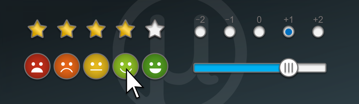 UX Webinar – Rating Scales : How Much Do Format Changes Affect Responses?