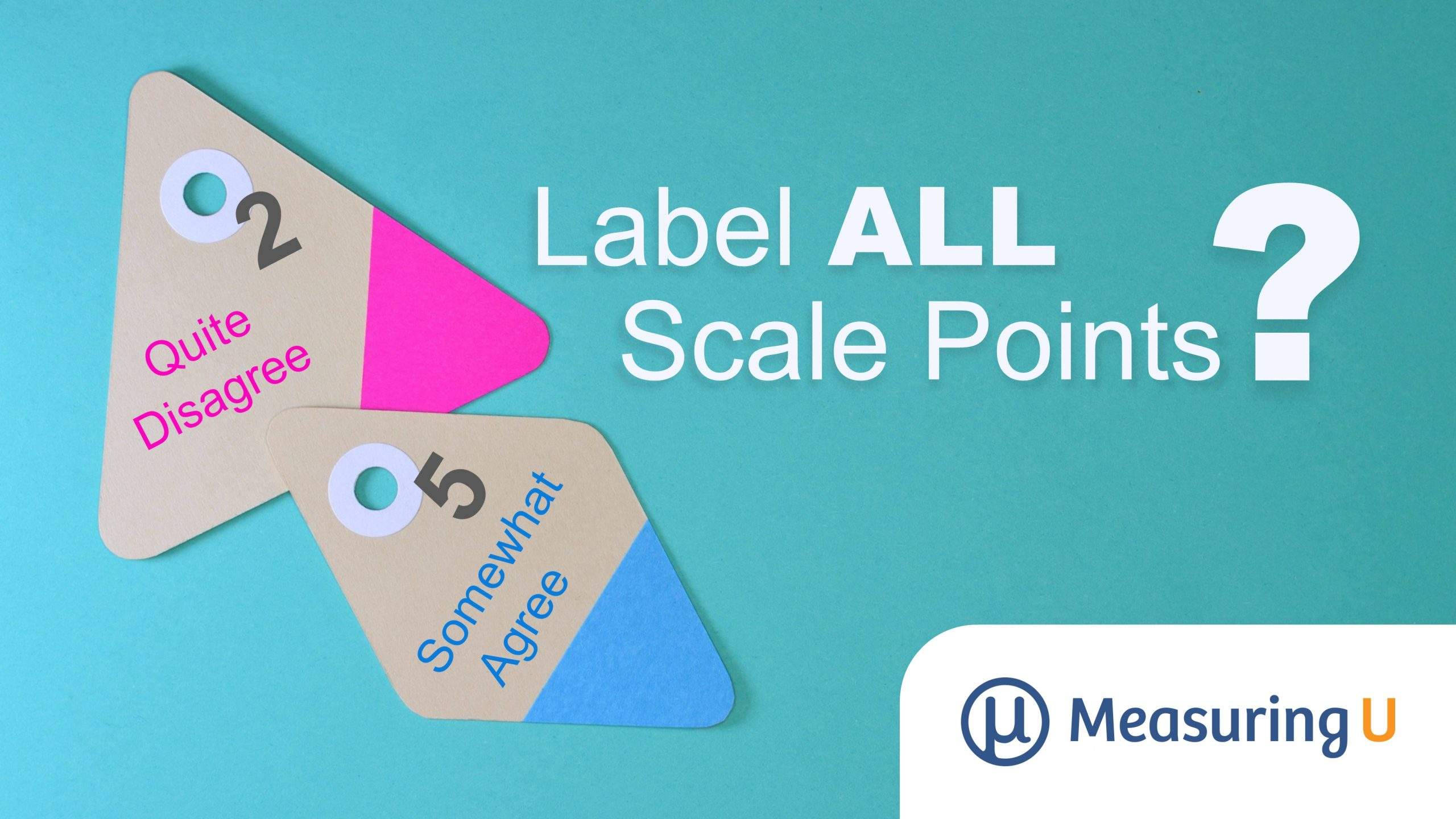 Should All Scale Points Be Labeled?