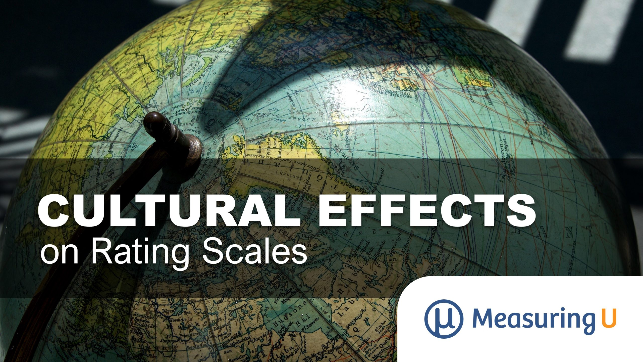 Cultural Effects on Rating Scales