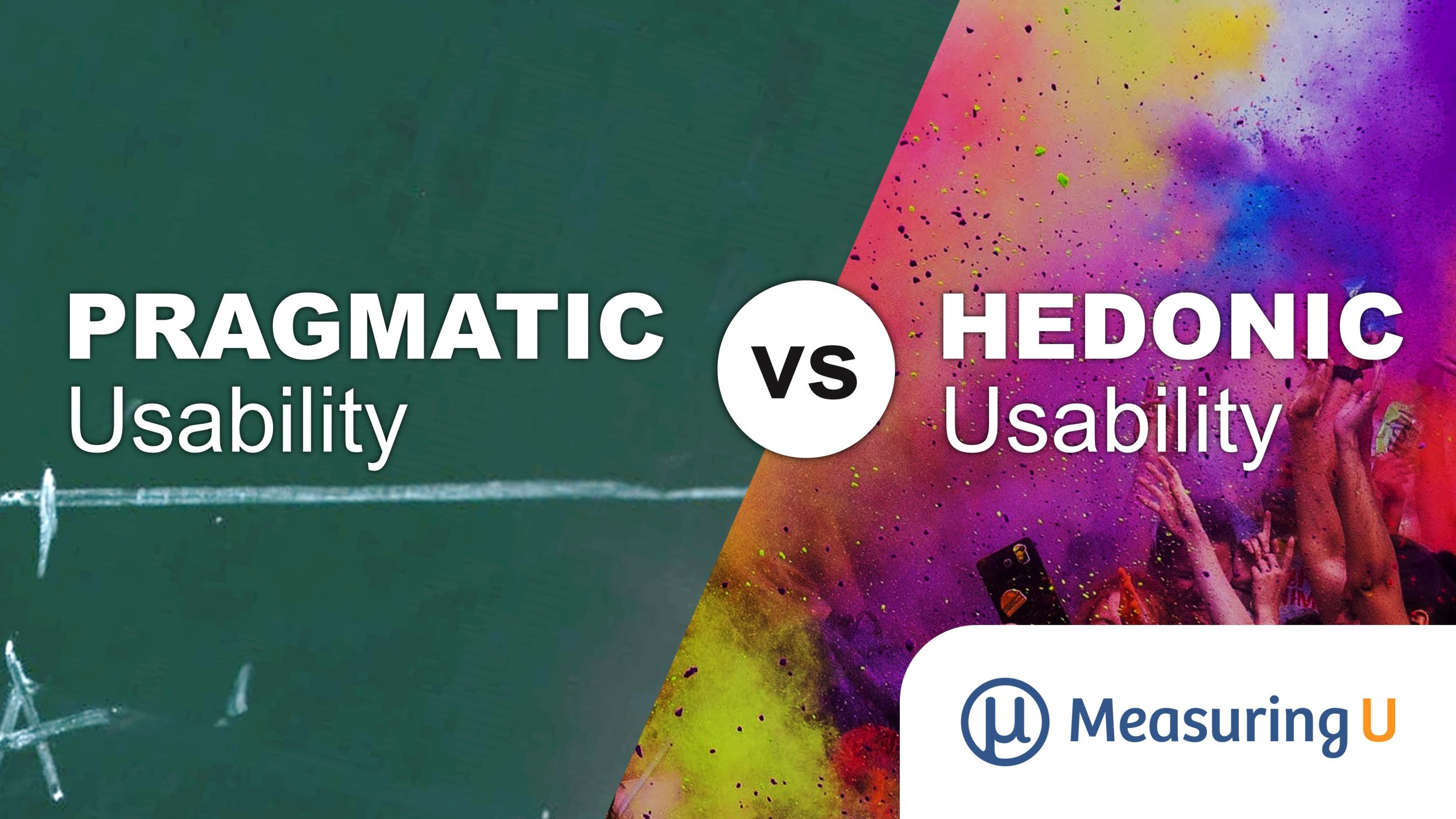 What's the Difference Between Pragmatic and Hedonic Usability?