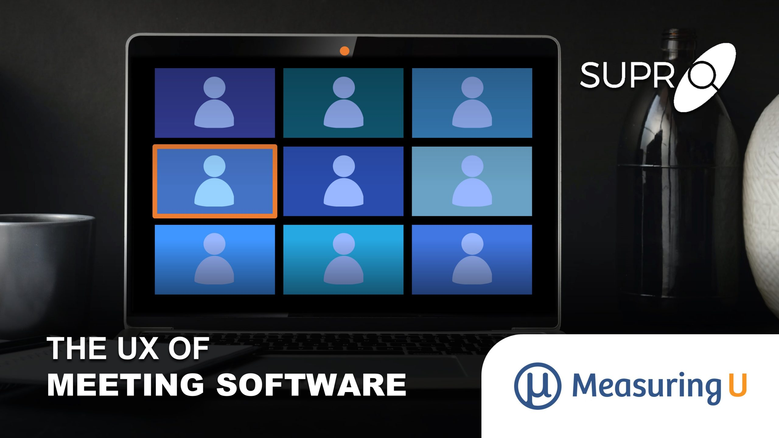The User Experience of Meeting Software