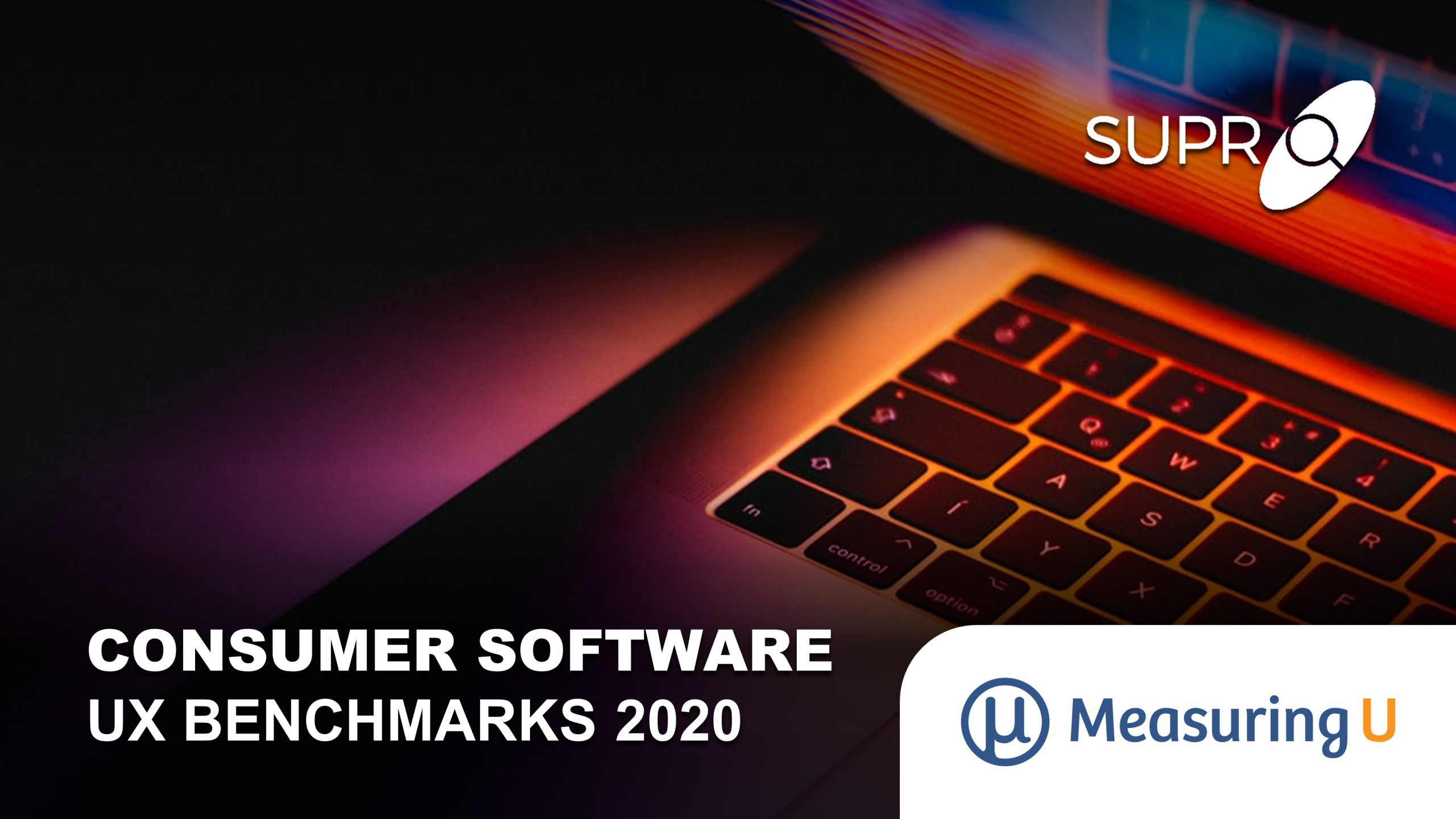 Consumer Software UX & NPS Benchmarks 2020
