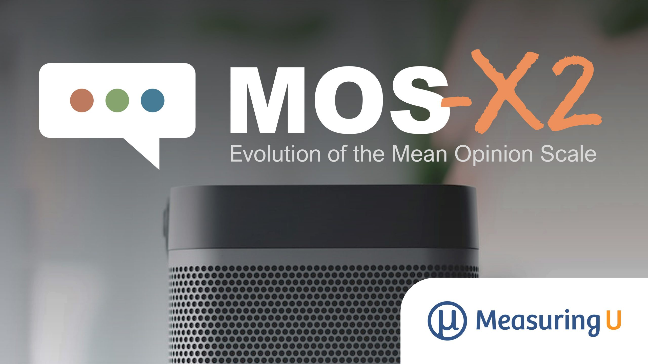 The Evolution of the Mean Opinion Scale: From MOS-R to MOS-X2