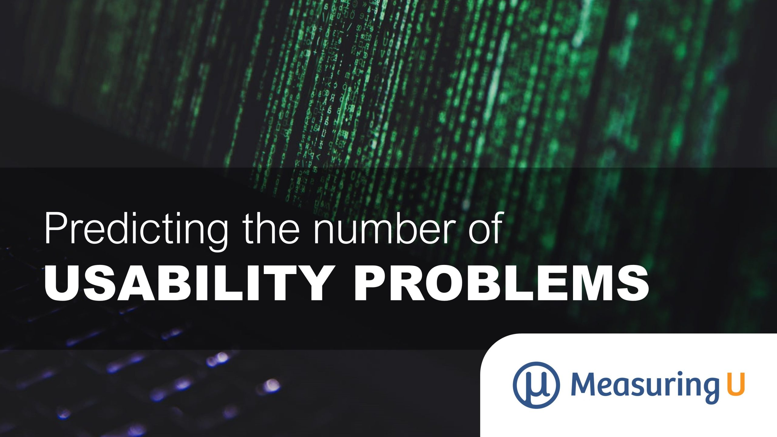 Predicting the Number of Usability Problems Using Average Problem Occurrence