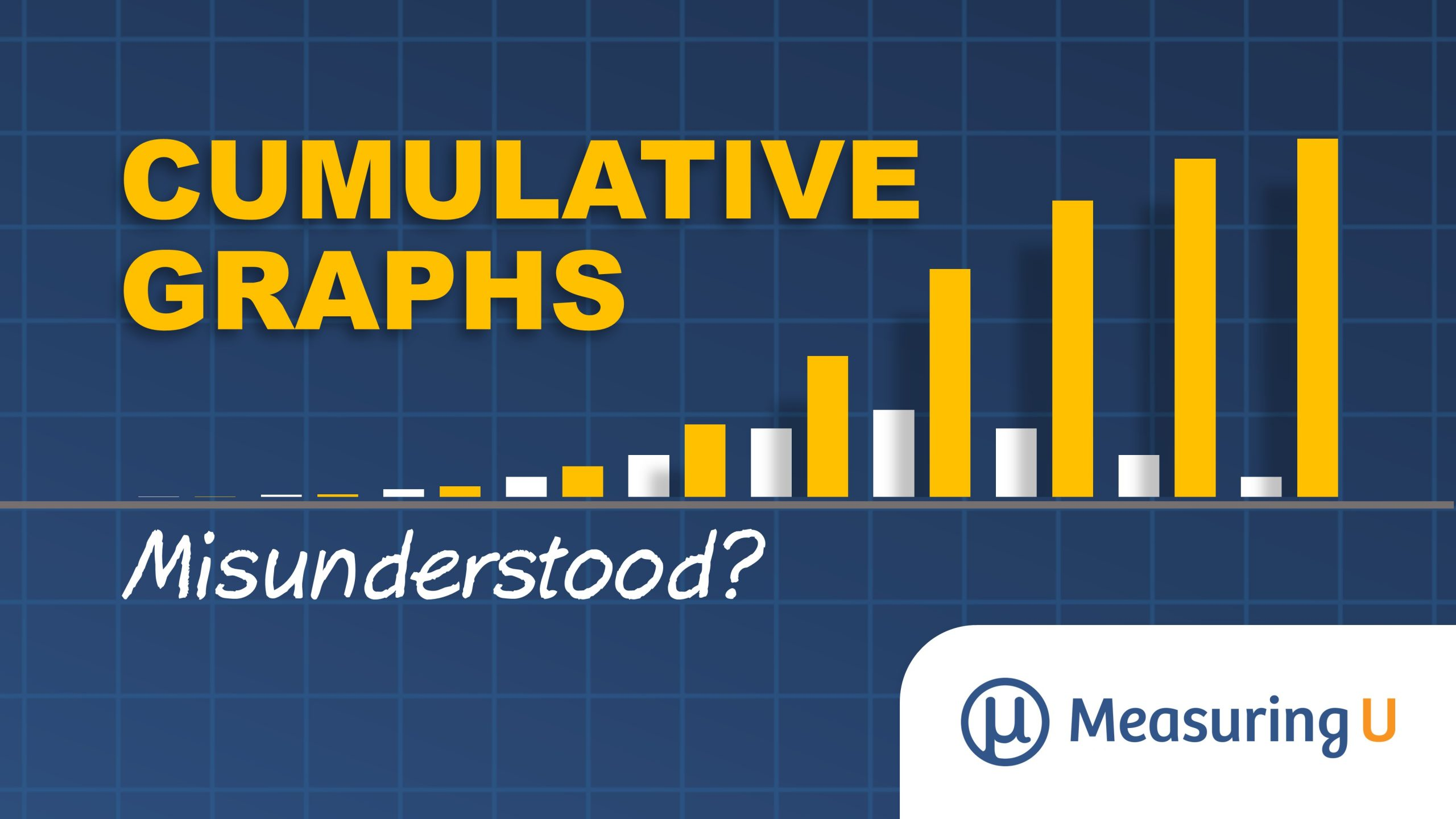 Are Cumulative Graphs Misunderstood?