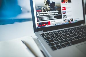 The User Experience of News Websites