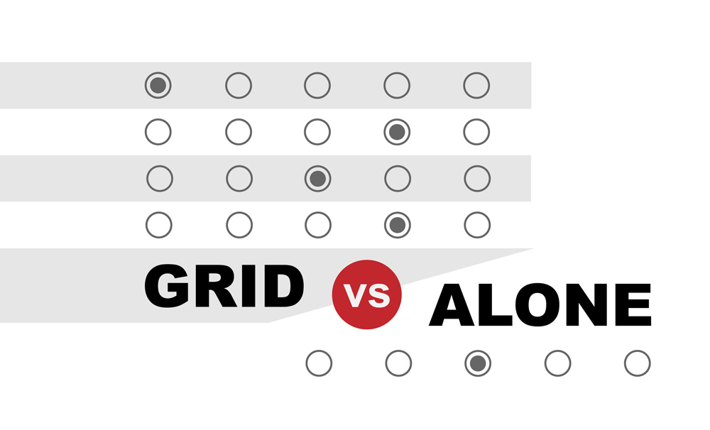 Do Survey Grids Affect Responses?