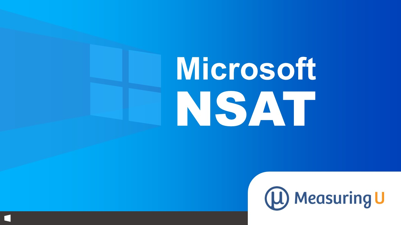 10 Things to Know about the Microsoft NSAT Score