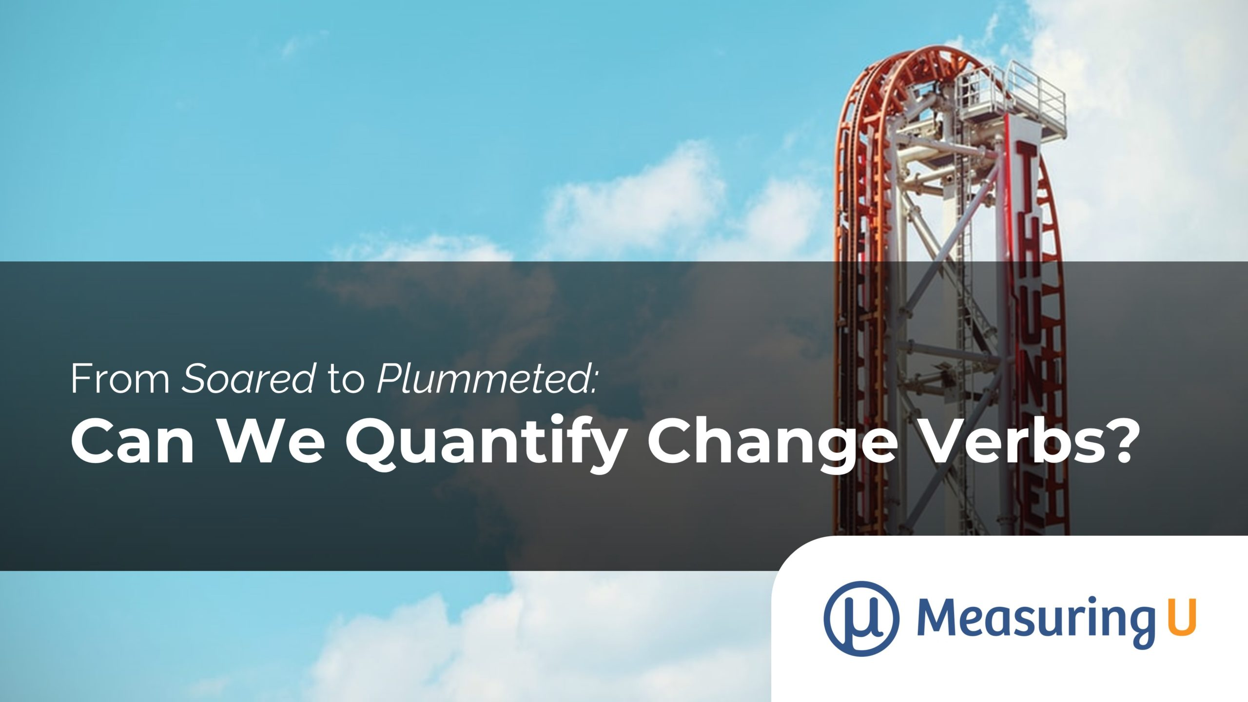 From Soared to Plummeted: Can We Quantify Change Verbs?