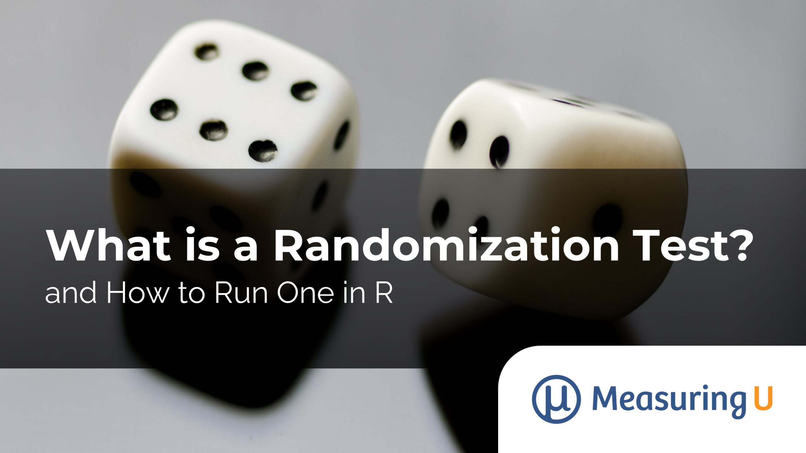 What a Randomization Test Is and How to Run One in R