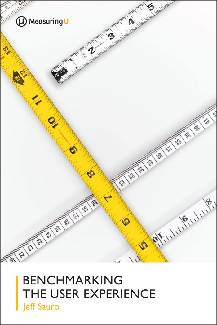 Benchmarking the User Experience (Digital Copy)