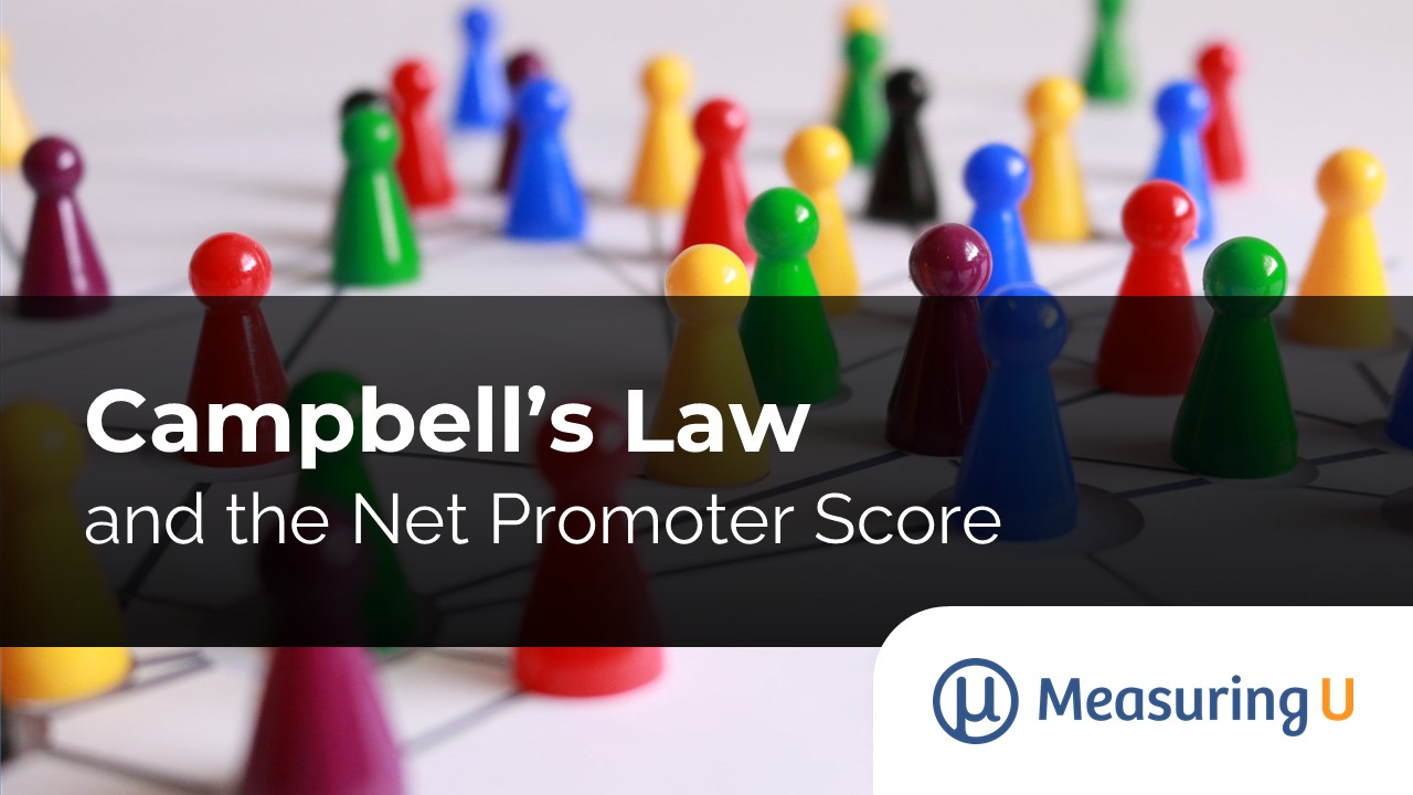 Campbell's Law and the Net Promoter Score